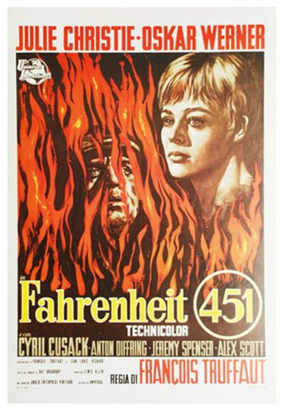 white imagery in fahrenheit 451 essay